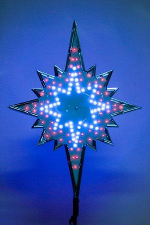 Ёлочная макушка 'Полярная звезда'
