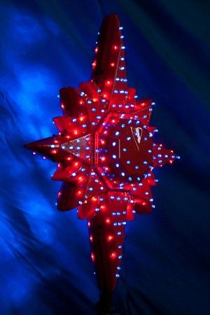 Ёлочная макушка 'Полярная звезда' (эконом)
