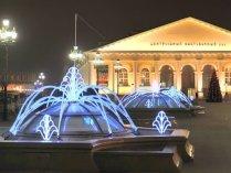 Закажите светодинамический фонтан с доставкой в ваш город и монтажом