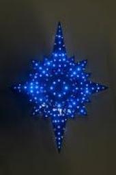 Световые украшения к Новому году
