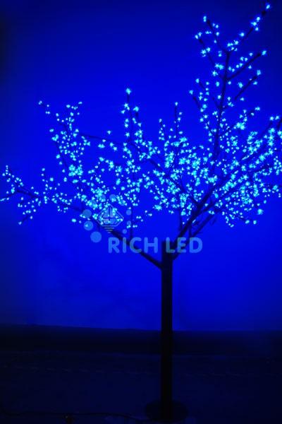 Светодиодное дерево Rich LED Сакура 250, 220 В RGB