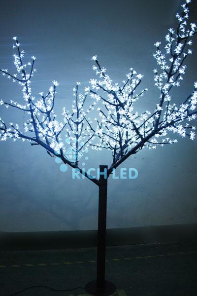 Светодиодное дерево Rich LED Сакура 250, 24 В белое