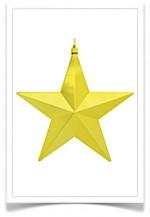 Игрушка 'Звезда'